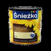 Краска интерьерная латексная Sniezka Nature 129Т Гаряча саванна 2,5 л