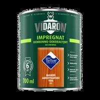 Защитно-декоративный Импрегнат Vidaron V02 золотая сосна 0,7 л
