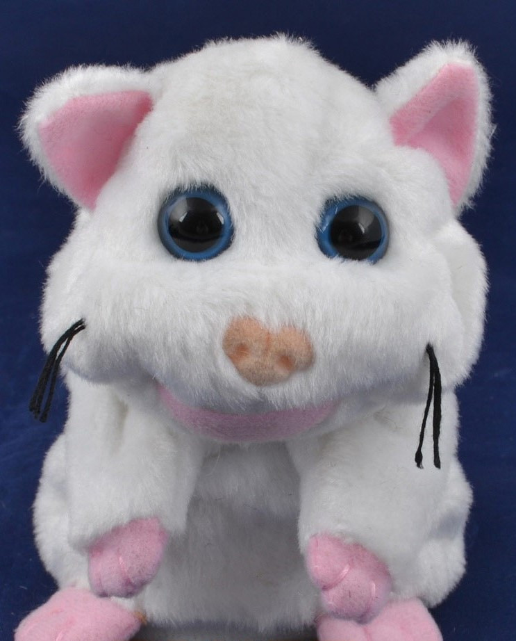 Интерактивная говорящая игрушка повторюшка Мышонок 12см (29501-3)
