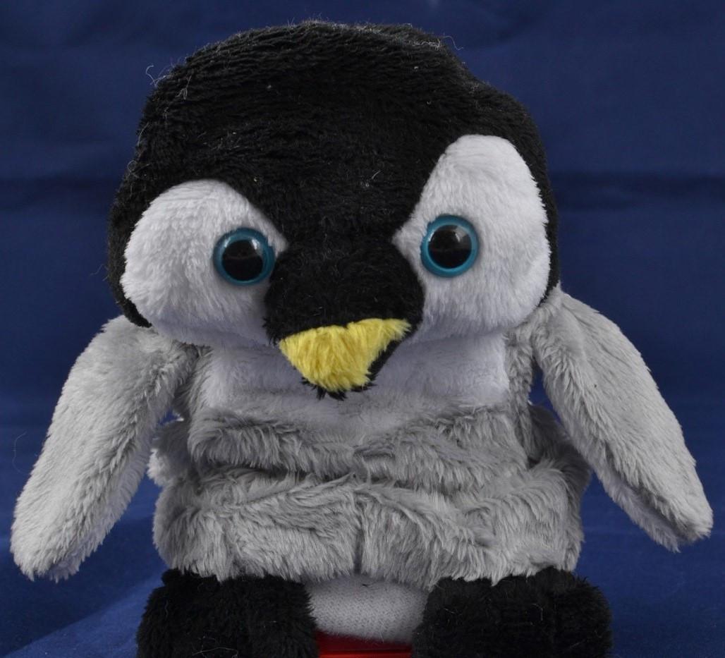 Интерактивная говорящая игрушка Пингвин 12см (29501-5)