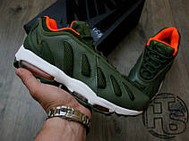 Мужские кроссовки реплика Nike Air Max 96 XX Army Green 870165-004, фото 3