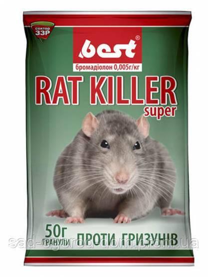 РАТ Киллер супер 50г