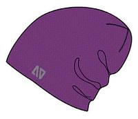 Демисезонная шапка для девочки NANO F17 BTUT 220Mystic Grape.  Размеры 12/24мес - 7/14.