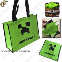 "Сумка Minecraft - ""Creeper Bag"""