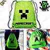 """Сумка-рюкзак Minecraft - """"Creeper Backpack"""""""