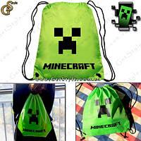 """Сумка-рюкзак Minecraft - """"Creeper Backpack"""", фото 1"""