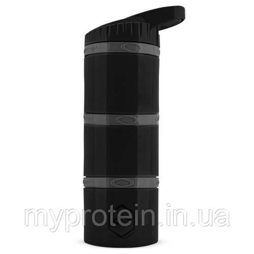 Body & Fit Шейкер Cyclone Core (3x117 ml black) 3x117 ml