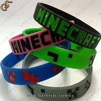 "Браслет Minecraft - ""Minecraft Bracelet"" - 2 шт., фото 1"