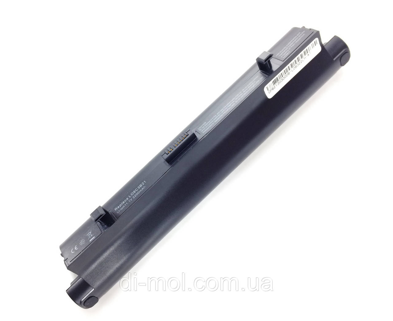 Аккумуляторная батарея Lenovo IdeaPad S9, S9e, S10, S10e, S12 series 5200mAh black 11.1