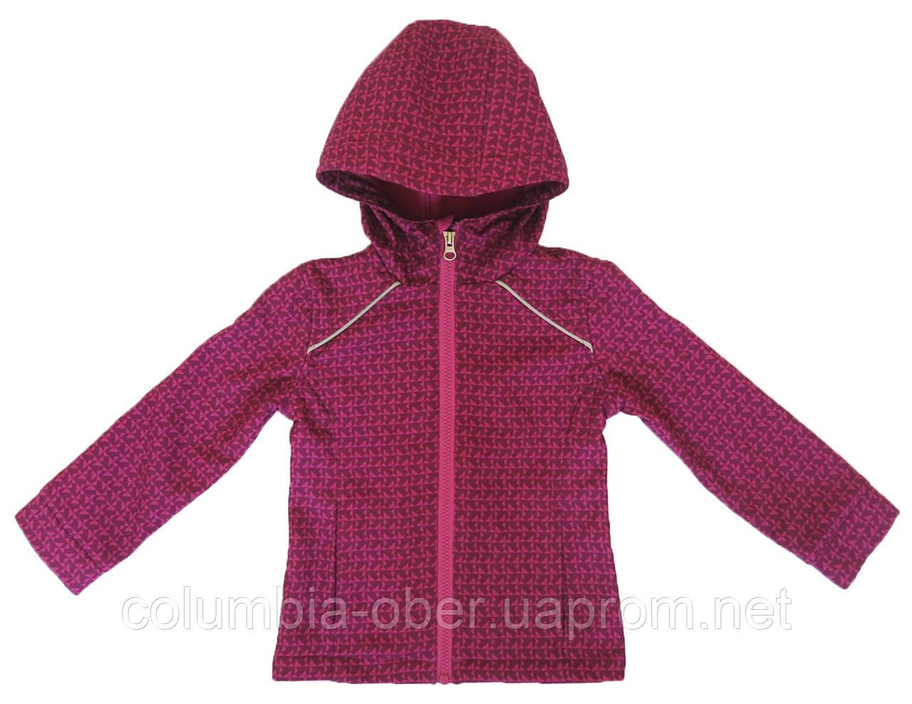Демисезонная куртка - ветровка  для девочки NANO F17M1400 Mauve Rose. Размер 4-16лет.