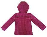 Демисезонная куртка - ветровка  для девочки NANO F17M1400 Mauve Rose. Размер 4-16лет., фото 2