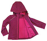 Демисезонная куртка - ветровка  для девочки NANO F17M1400 Mauve Rose. Размер 4-16лет., фото 3