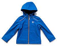 Демисезонная куртка для мальчика NANO F17 M 1400Blue Jay Mix. Размеры 112 - 152.