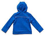 Демисезонная куртка для мальчика NANO F17M1401 Blue Jay Mix. Размеры 112 - 152., фото 2