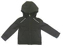 Демисезонная куртка для мальчика NANO F17 M 1400 Black. Размеры 104 - 152., фото 1