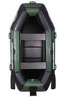 Двухместная гребная ПВХ лодка Vulkan TB315 LST(ps)