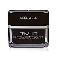 Ночной ультралифтинговый омолаживающий крем   Серия  TENSILIFT  ТМ Keenwell 50 мл