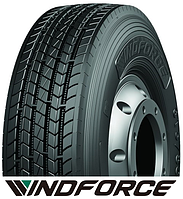 Шина 235/75R17.5 18PR 132/129M WH1020 WINDFORCE руль