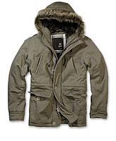Куртка Brandit Vintage Explorer OLIVE