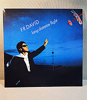 CD диск F.R.David  - Long Distance Flight
