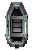 Двухместная гребная ПВХ лодка Vulkan TB315 LSPT(ps)