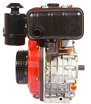 Двигатель дизельный Weima WM178F (Вал шлицы 25 мм), фото 3
