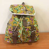 Модный городской рюкзак Бабочки