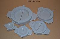 Форма для приготовления чебуреков, вареников, пирожков, Form dough, фото 1