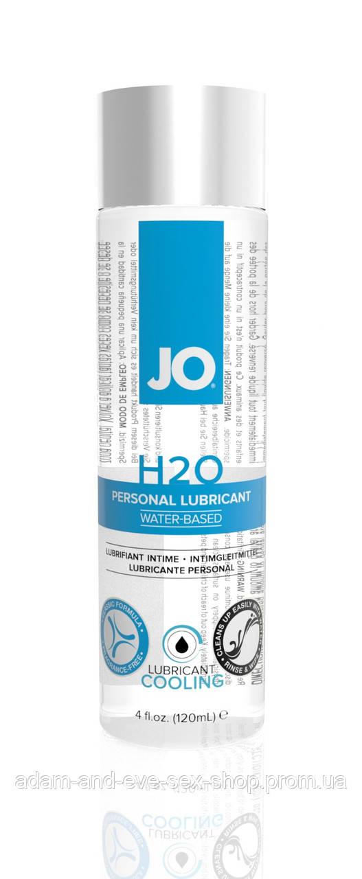 Охлаждающая смазка на водной основе System JO H2O - COOLING 120 мл