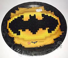 Тарілки паперові Лего Бетмен 33 см