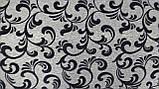 Мебельная шенилловая ткань для обивки Фабия браун Fabia brown, фото 2