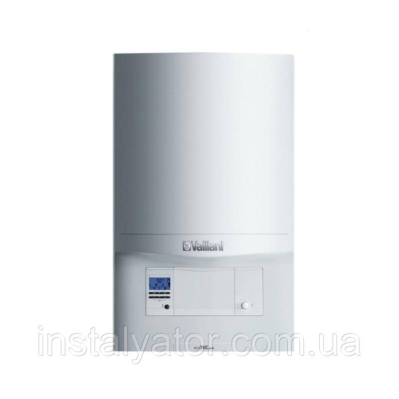 Котел газовый, настенный, конденсационный, 2-контур. Vaillant ecoTEC pro VUW INT 236/5-3 H | VUW INT 286/5-3 H Двухконтурный, VUW INT 286/5-3 H, Конденсационный