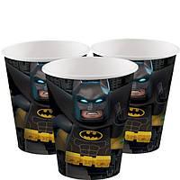Склянки паперові Лего Бетмен