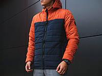 Мужская осеняя куртка Pobedov Double Colour (S, M, L, XL размеры)
