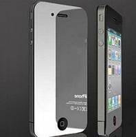 Защитная пленка Зеркальная для Iphone 4/4g