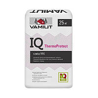 Клей и армировка для пенополистирола IQ TermoProtect, 25 кг