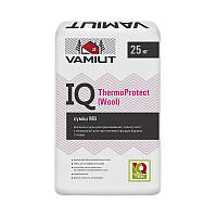 Клей и армировка для пенополистирола IQ TermoProtect (Wool), 25 кг