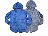 Куртка на флисовой подкладке для мальчиков, возраст 4-12 лет, Buddy Boy, арт. 5526