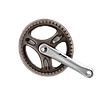Шатуны PROWHEEL FOLDING PRO-846 46T 170мм, silver