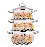Набор посуды Epos 1000 Гурманика