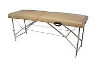 Кушетка, массажный стол Premium (Бежевая)