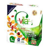 Осеннее удобрение для хвойных растений Яра Вила (Yra Vila), 1 кг