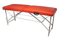 Кушетка, массажный стол Premium (Оранжевая)