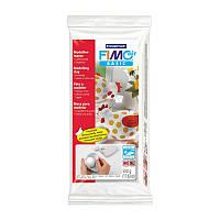 Пластика самозатвердевающая, белая, Fimo Air 0,5 кг