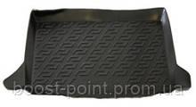 Коврик багажника (корыто)-полиуретановый, черный Skoda yeti (шкода йети 2009+)