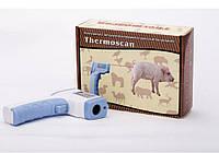 Бесконтактный термометр ветеринарный, инфракрасный Thermoscan DT-8866, диапазон 32.0 ~ 45 C