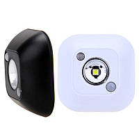 LED светильник с датчиком движения на батарейках (3хААА), фото 1