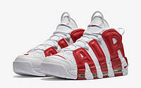 Обновление популярной модели баскетбольных кроссовок Nike Air More Uptempo