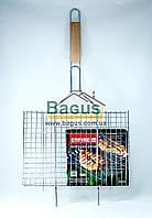 Решетка для барбекю, гриля 36х26 см Empire (EM-0106)