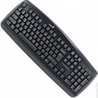 Клавиатура Genius KB-110 PS2 Black (31300689104)